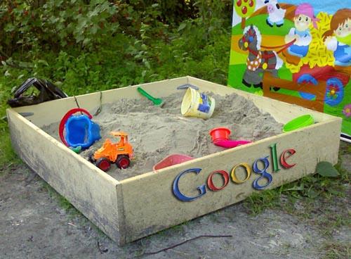 фильтры google, песочница
