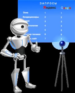 робот проверки запросов в ПС 2